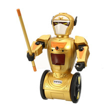 High Quality Intelligent Voice Control Electric Dancing Interactive Monkey King Robot RC Robot RC Toys For Children Gift Present
