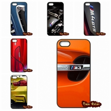 Beautiful Logo For BMW X6M M4 M3 Case Cover For iPhone 4 4S 5S 5 5C SE 6 6S Plus iPod Touch 4 5 6 HTC One M7 M8 M9 LG G2 G3 G4