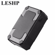 LESHP GT018A Vehicle Car Magnetic 3LBS + GPRS Real Time Tracker Locator Tracking & Monitoring Devices Auto Personal Alarm(China)