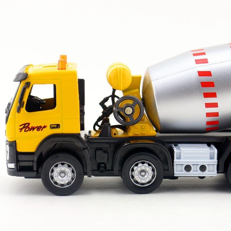 Volvo Cement Mixer Truck (5)