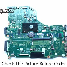 PANANNY Acer Aspire E5-532 Laptop Motherboard NBMYW11004 DA0ZRVMB6D0 W/ N3700 CPU tested