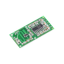 10PCS/LOT RCWL-0516 microwave radar sensor module Human body induction switch module Intelligent sensor