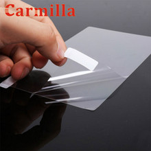 Carmilla Car Interior High Definition Navigation Film Viewing Screen Protection Touch Film For Ford Everest 2015 2016 2017 Acc.(China)
