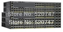 New 100% licensed Cisco WS-C2960X-48TS-LL 48 Gigabit Switch. 2 x 1G SFP, LAN Lite