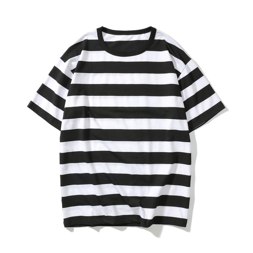 Casual Coon Striped Tshirts 8