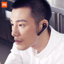 Xiaomi bluetooth headset Youth version BLT 4.1 HD voice quality earphones mini 6.5g 4hours talking time wind noise canceling(China)