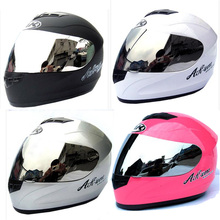 women pink motorcycle helmet full face winter thermal antimist lens  muffler scarf  Casco  motocicleta autombole race helmet
