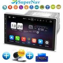 Car PC 2 din gps android6.0 Fit for Toyota RAV4 Land Cruiser Corolla Camry Hilux Vios Terios with BT Wifi Radio DVD GPS Free map
