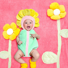 Baby Photography Props Boy Girl Clothes Newborn Animal Cartoon Photo Props roupa infantil Costume for Kids Baby Acessories