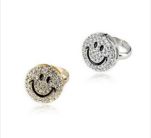 Free Shipping - wholesale ring Smile ring ring the South Korean star jewelry wholesale sp1024