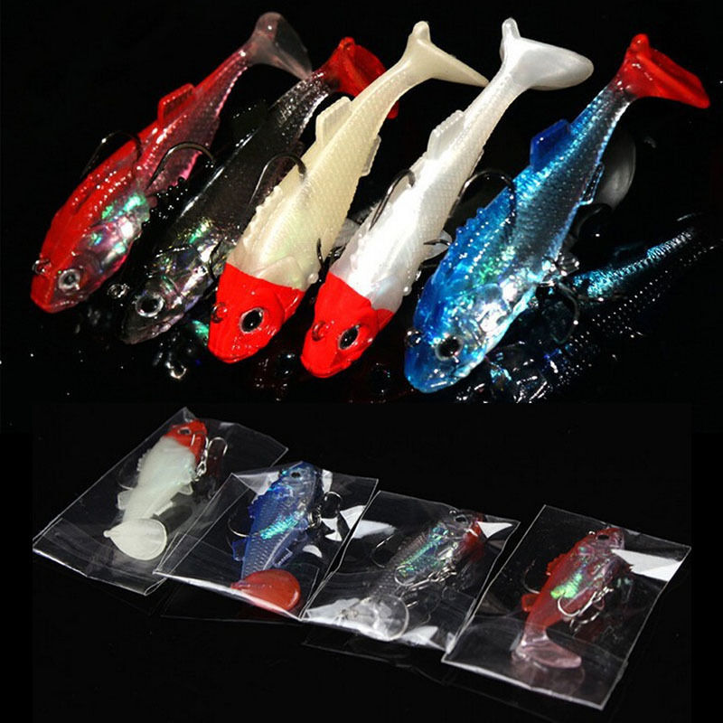 "Best Price 1 PCS fishing tackle 3D eyes Minnow fishing lure fishing bait 6cm/2.36""(China)"