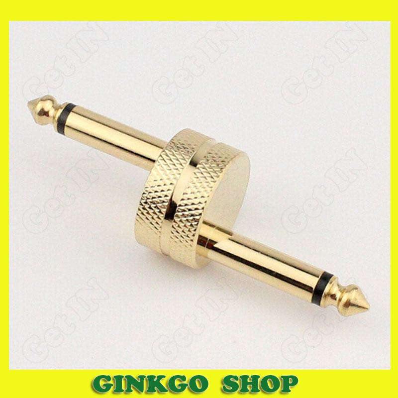 6.35 Factory Direct Sales Conversion Plug Headed Disc Stereo Audio Jack Entire Copper Mono Microphone Sockets<br>