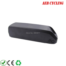 Buy High power 52V shark tube battery pack 52V 10Ah Lithium ion 52V high voltage electric bike battery pack fat tire bike for $173.00 in AliExpress store