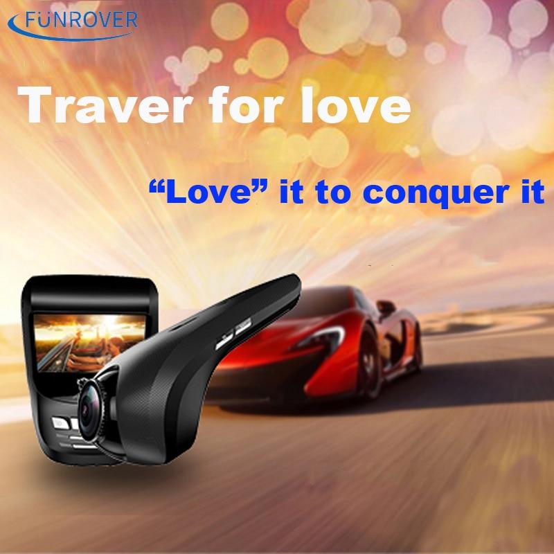 2016 Unique New Car DVR Camera 2 Sony Sensor Full 1080P 160 Degree Recorder High Quality Motion Detection Night Vision G-Sensor<br><br>Aliexpress