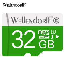 Green card genuine capacity memory card 4GB 8GB 16GB micro sd card 32GB 64GB Class 10 SDHC SDXC TF card high quality