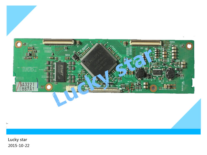 98% new good working High-quality original for board 6870C-0154C LC320WX3-SLC1 T-con logic board<br>