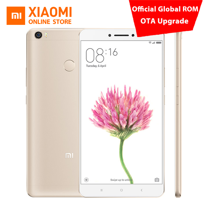 Смартфон xiaomi mi max 2 на алиэкспресс