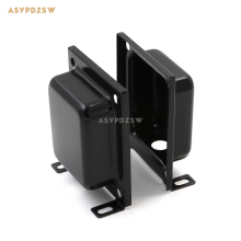 2 PCS EI transformer laminations end bells EI86 Vertical cattle cover Integration with mounting bracket side cover