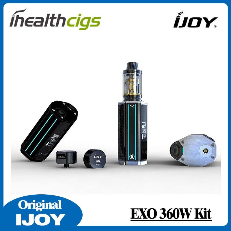 100% Original IJOY EXO 360W Kit With 360 TC VW Mod Fit for  EXO XL Tank<br><br>Aliexpress