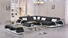 Genuine Leather Sofa For Living Room Modern Sofa set
