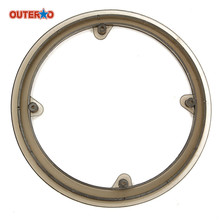 OUTERDO 42T MTB Bike Bicycle Cycling universe Crankset protect Cover support cap bike Chainring Crank chain wheel guard
