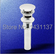 high quality brass material chrome plating bathroom sink drain bathroom accessories<br><br>Aliexpress