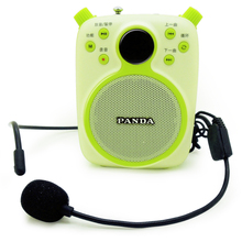 PANDA- k2 small bees amplifier teacher guides teaching waist hanging high power speaker multifunction(China)