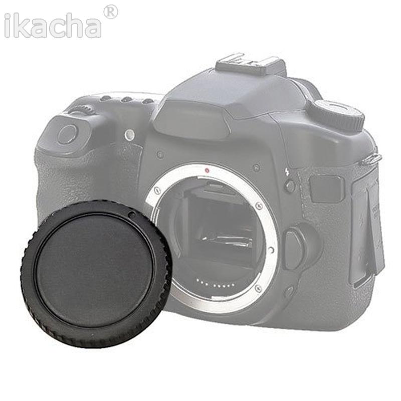 Canon Camera Body Cap + Rear Lens Caps  (8)