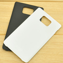 For Samsung galaxy s2 i9100 rear Housing Cover Battery Back Glass Rear Door Cover Black Or White