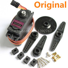 Original TowerPro MG946R Digital Metall Gear RC Servo Lenk Servo 55g Torque 13Kg Upgrade MG945 For RC Car RC Airplane Heli