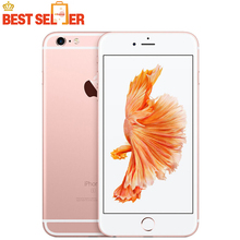 Buy Unlocked Apple iPhone 6S Cellphone Dual Core 16/64/128GB ROM 4.7inch 12 MP Camera 4K -1 Year Quality Warranty Original phones Store) for $225.99 in AliExpress store