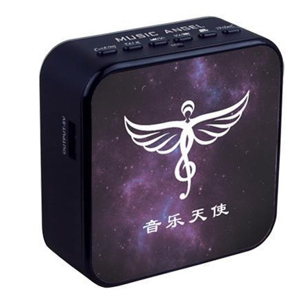 New Music angel intelligent cloud audio wireless wifi 4G connection voice control audio dialogue Chinese and English translation(China (Mainland))