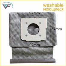 Vacuum cleaner bag Hepa filter dust bags cleaner bags Replacement for LG V-743RH V-2800RH V-2800RB V-2800RY Vacuum Cleaner Parts(China)