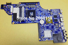 laptop motherboard for HP DV6-6000 665346-001 system mainboard fully tested and working well with cheap shipping