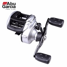 Abu Garcia MAX TORO50/51 Baitcasting Reel 12kg Drag Power Fishing Reels for Big Fish 4+1BB Baitcasting Reels Abu Supplies(China)