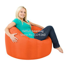 Cover only No Filler - 2016 popular style living room sofa new design bean bag furniture(China)
