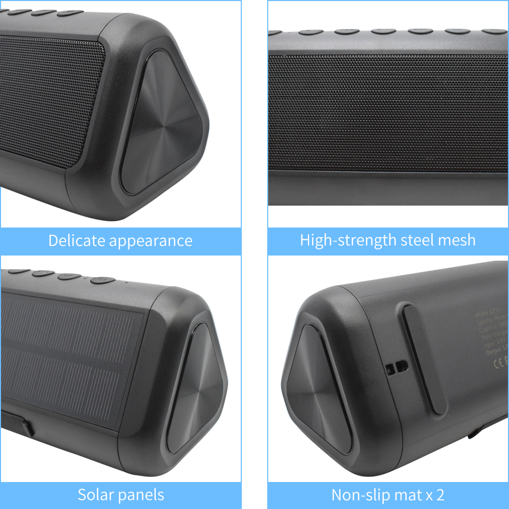 Bluetooth Speaker Waterproof 21