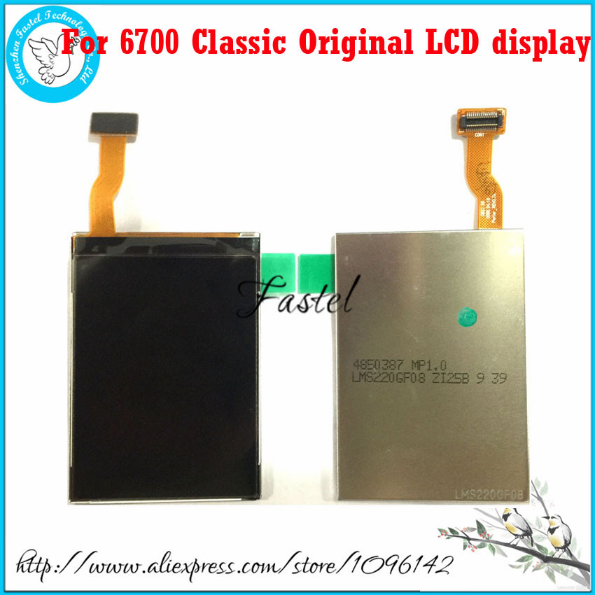 Original New LCD Display Screen digitizer For Mobile Phones Nokia 6700c 6700 classic+Free Tools+Free shipping<br><br>Aliexpress
