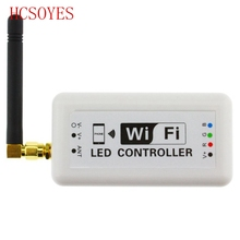 WIFI370 Wireless RGB wifi Led Controller 2.3 Version Android System and IOS System,DC12V 3*4A 3/2/1 Output Channel(China)
