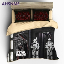 AHSNME For example you can custom (Star Wars Cloning soldiers ) Bedding Sets Duvet Cover(China)