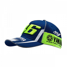 High Quality Rossi New VR46 Baseball Cap MOTO GP Factory Racing Snapback Caps Motorcycle Game Driver Fans Bone Motorman 46 Hats(China)