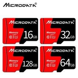 Карта памяти Micro SD для смартфона, камеры, 16-128 ГБ