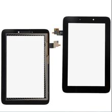 "7""  High quality LCD Screen Touch Screen Glass Digitizer Repair For Lenovo IdeaTab A2107 A2207"