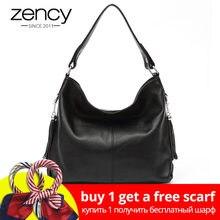 2019 New Fashion Soft Real Genuine Leather Tassel Women Handbag Elegant  Ladies Hobo Shoulder Bag Messenger Purse Satchel White ad30e632e841e