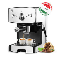D&k DK-2075A domestic commercial Italian capsule Coffee powder Coffee pack semi automatic Coffee machine