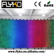 hot sale products on market led curtain vision china video wall