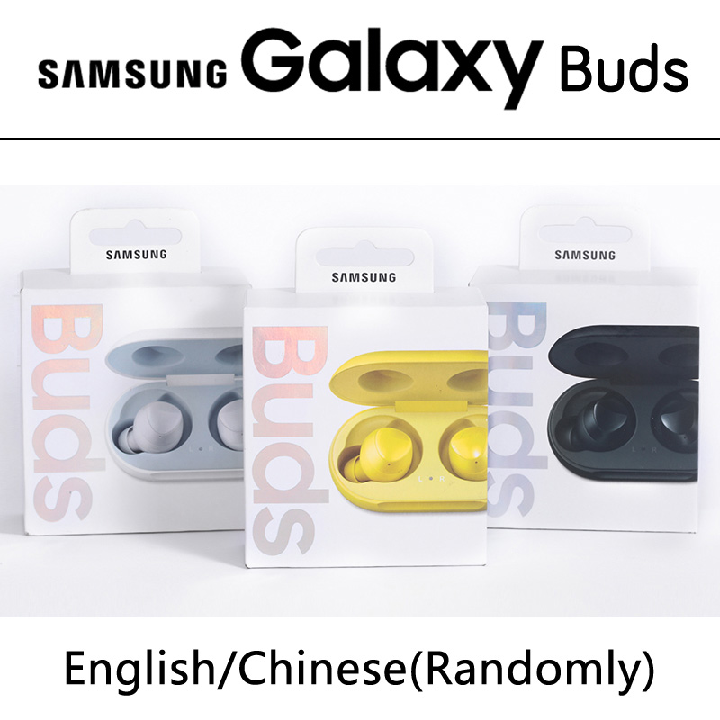 Original SM-R170 For Samsung Galaxy Buds True Wireless Earbuds Wireless Charging Bluetooth 5.0 For Samsung Galaxy S10 S10+ S10e(China)