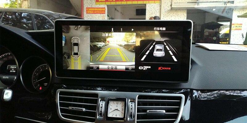 Liislee Car Multimedia Player NAVI For Mercedes Benz MB E Class W212 S212 C207 A207 2009~2017 Car Radio Stereo GPS Navigation (2)