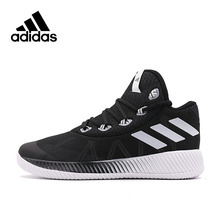 Intersport Official New Arrival 2017 Adidas Light Em Up Men's Basketball Shoes Sneakers(China)