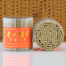 Rectangle Sandalwood Stick Incenses 187 Sticks Per Box Size 8.3x0.5cm With About 35 Minutes Burning Daily Use Or Buddha Worship(China)